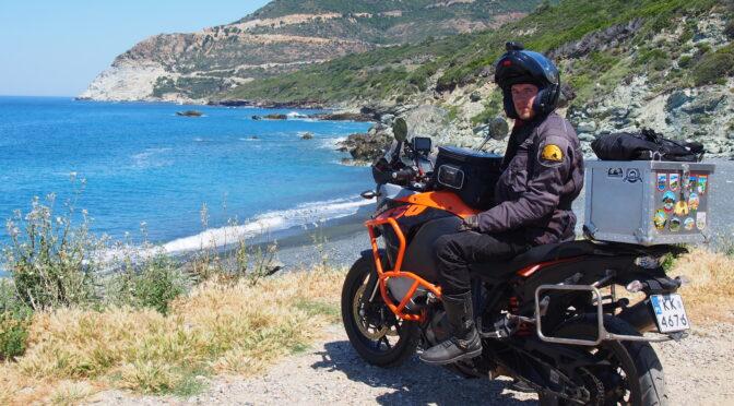 Kraina krętych dróg – Korsyka 2018