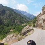 Kraina krętych dróg - Korsyka 2018